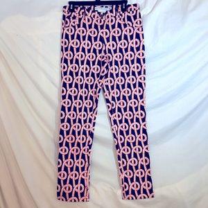 Gretchen Scott NWT GripeLess Pants Bowline Size M